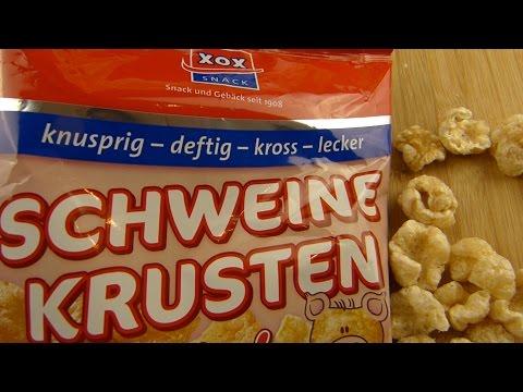 XOX - Fried Pork Rinds / Schweinekrusten