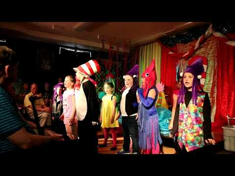 Roots School of Theater Presents Horton Hears a Who