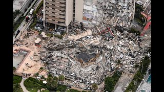 フロリダのコンドミニアムが崩壊 1人死亡、99人不明