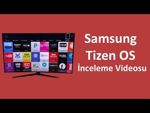 Samsung Tizen OS İnceleme Videosu
