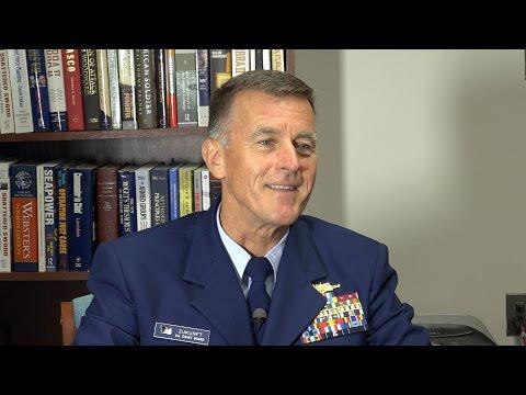 USCG Commandant Zukunft on Modernization, Missions & Climate Change
