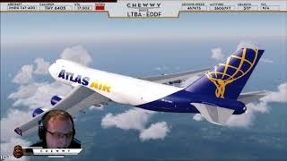 The Best Flight-sim Livestream Moments of 2017 on Twitch - Part 3