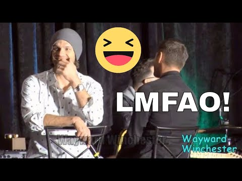 Jared Padalecki 'I Put Everything I Have In Sam' Jensen LOSES IT!