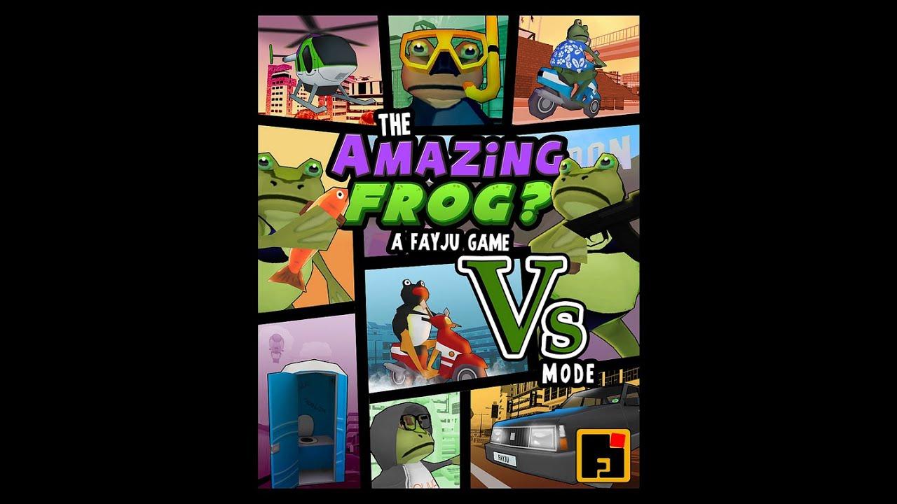 Amazing Frog: Скачать симулятор лягушки&The Amazing Frog скачать