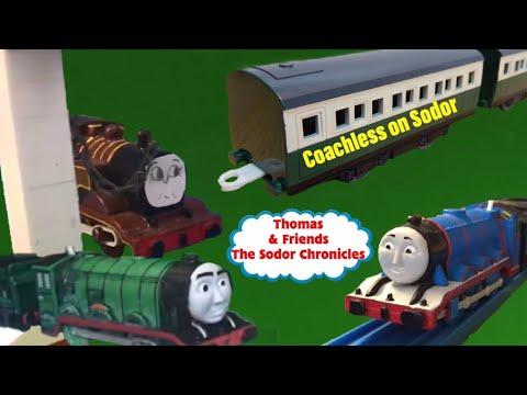 "Thomas & Friends: TSC: S3; E5. ""Coachless On Sodor"""