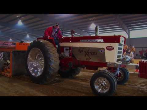 2017 Bluegrass Antique Super Pull -Friday 5,200lb 8mph