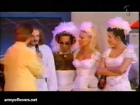 Army of Lovers - Lit de Parade & Sexual Revolution Live + Interview | Sweden, 1994