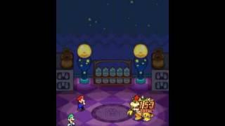 Bowser's Inside Story Boss 8 - Mario & Luigi vs Bowser