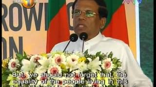 Complete Speech 28th December 2015