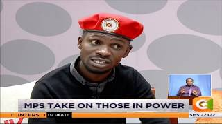 JKL | Bobi Wine, Babu Owino speaking on #JKLive [Part 1]