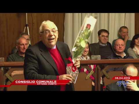 CONSIGLIO COMUNALE VITTORIO VENETO - Seduta del 08.04.2019