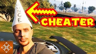 10 Video Games That Humiliate Players For Cheating