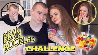BEAN BOOZLED CHALLENGE | Видео с МОИМ ПАРНЕМ?! | НЕВЫНОСИМЫЕ КОНФЕТЫ