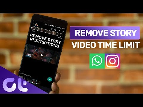 How To Upload Long Videos On Whatsapp Status And Instagram