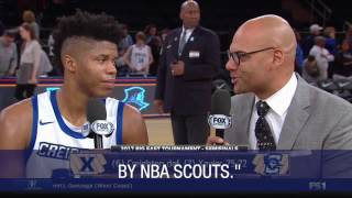 #BEtoNBA Draft Profile - Justin Patton