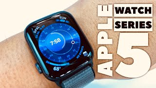 What I Love and Hate About the Apple Watch Series 5 GPS & Cellular