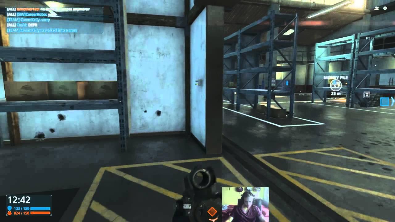 games walked online battlefield