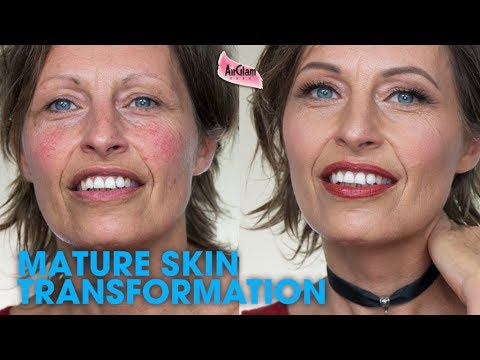 3 FOUNDATIONS FOR DRY MATURE SKIN | Nikol Johnson from YouTube · Duration:  8 minutes 57 seconds