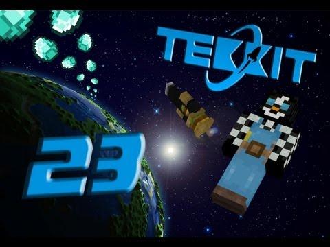 Tekkit - A Galactic Adventure [NL] Ep 23 (Fuel en Oxygen!)