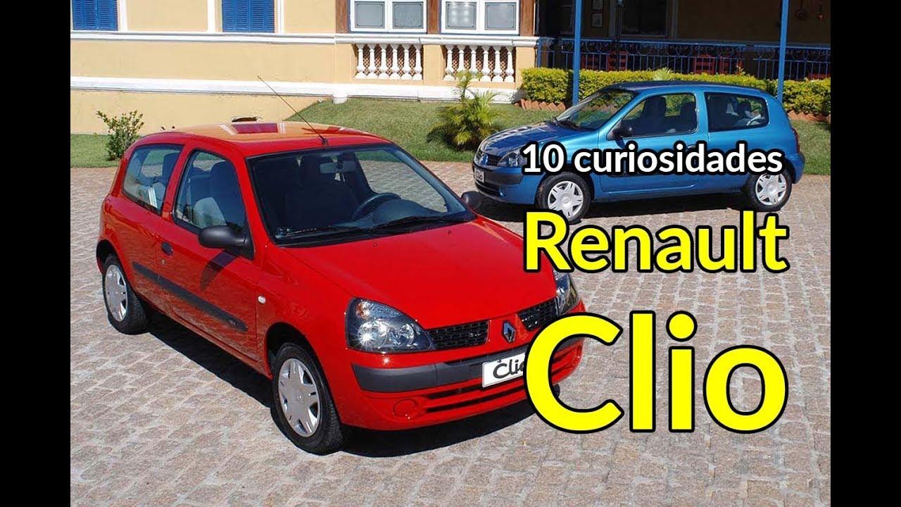 Clio  10 curiosidades de um Renault de sucesso   Carros do Passado   Best  Cars e3ecfcd87a