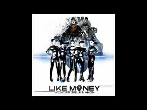 Wonder Girls  Like Money Feat Akon HD Mp3