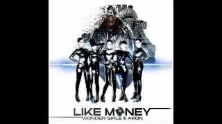 Wonder Girls - Like Money Feat. Akon HD Mp3