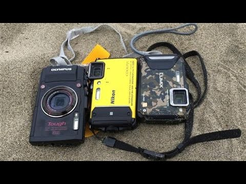 Rugged Waterproof Cameras Can Take a Beating