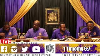 "#IUIC | WAKE UP JACOB: ""The Cost of Fame"""