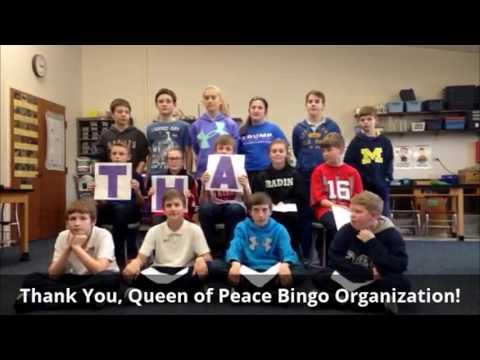 Queen of Peace Catholic Schools Week 2017