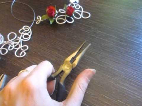 Comment fabriquer ses bijoux pince plate et stri e - Comment faire ses bijoux ...