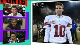 Eli Manning Found Guilty Of Breaking The Law | TMZ Sports