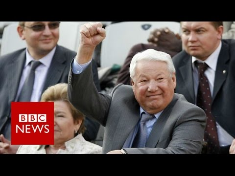 The day Boris Yeltsin said goodbye to Russia - BBC News