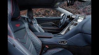 New Aston Martin DBS Superleggera Concept 2019 - 2020 Review, Photos, Exterior and Interior