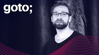 GOTO 2019 • ReasonML: React as a Language and what the Future looks like • Peter Piekarczyk