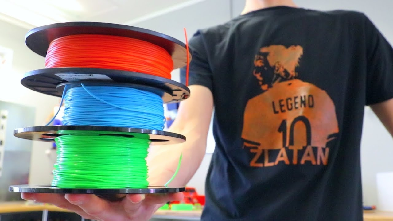 Flexible 3D Printing on Fabric - Best Flex Filament