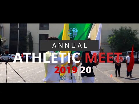 ANNUAL ATHLETIC MEET   2019-20   IISJ REPORTERS