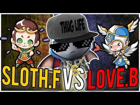 2º GvG -  Sloth Family VS Love Brasil  Meu Orion é Nat 5 =D