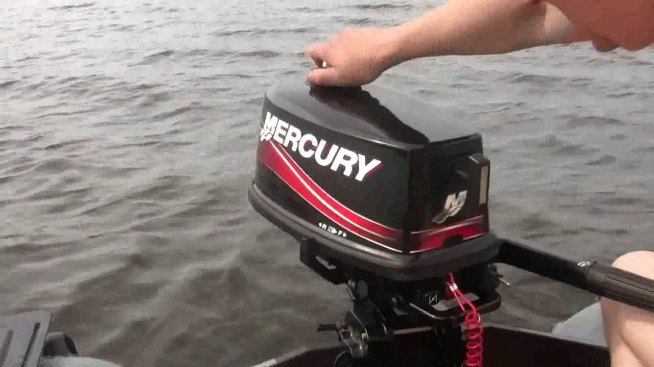 мотор белуга 5 для лодки видео