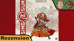 Rising Sun - Brettspiel - Review