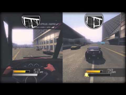 Driver: San Francisco - Split Screen Freeride Quicklook