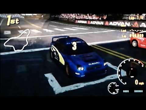 Gran Turismo 3: A-Spec - Single Race: Arcade Mode Pt. 1 (Area B / Hard)