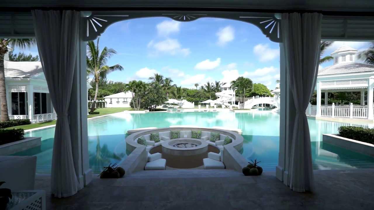 Jupiter island florida youtube - Maison de celine dion a las vegas ...