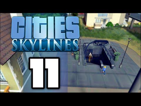 Cities Skylines: Метро Станция - Епизод #11 (Bulgarian Gameplay)