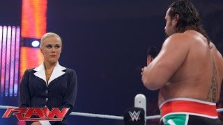 Download Rusev tries to patch things up with Lana: Raw, May 25, 2015 Mp3 and Videos