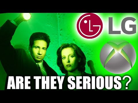 Xbox Gamers Are The Best Gamers...According TO LG