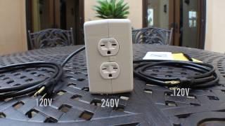 DIY Tesla 240V Charging