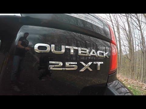 2005 Subaru Outback XT 2.5L | Justin's New Car!