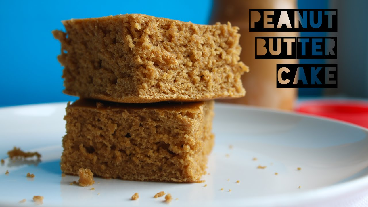 Low Fat Celebration Cake Recipes: How To Make Healthy High Protein Peanut Butter Cake