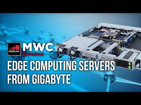 Edge Computing Servers from GIGABYTE