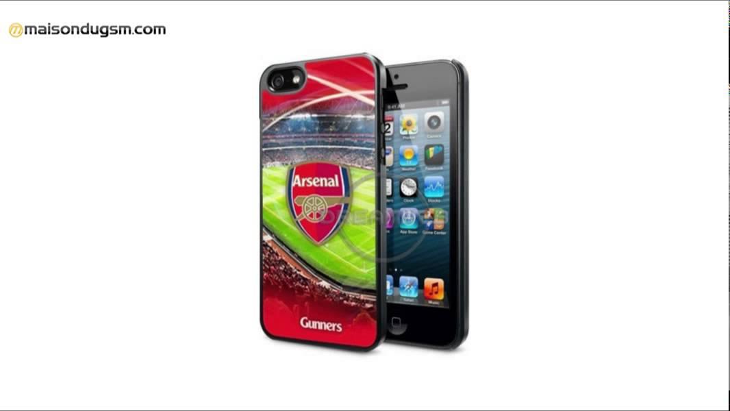 Coque Arsenal Iphone